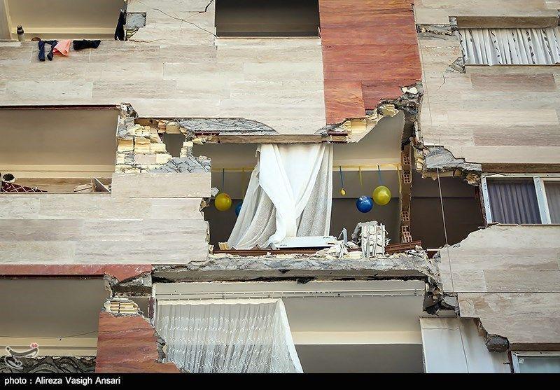 جشنی که با زلزله نیمه تمام ماند....