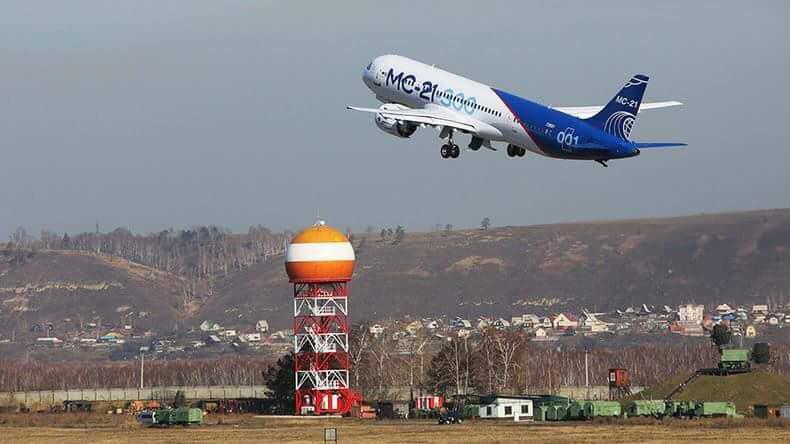 تلاش روسیه و امارات براي حذف انحصار آمریکا در صنعت هوایی