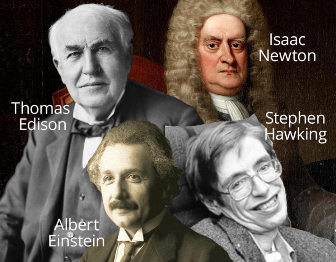 چهار دانشمند ناتوان دنیای امروز ما