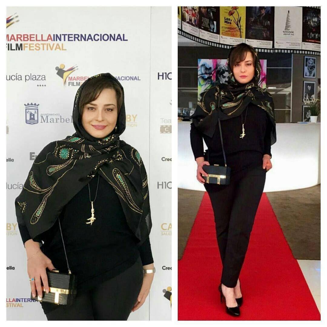 واکنش مهراوهشریفینیا به لباس جنجالیاش در اسپانیا