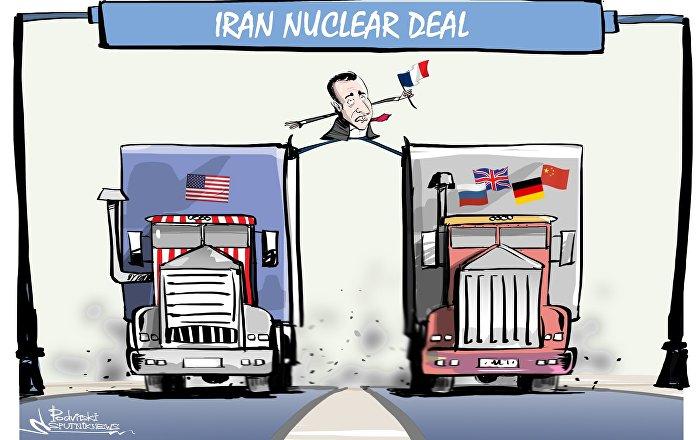 اتحادیه اروپا تحریم جدید علیه ایران وضع میکند؟