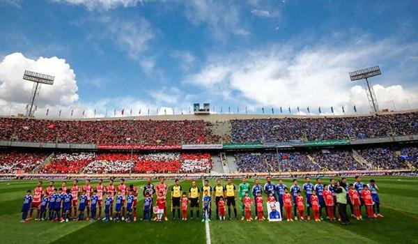 بزرگترین دربی فوتبال آسیا با مربی خارجی و طعم قلیان!