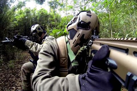 کلاهخود مدرن ضد گلوله