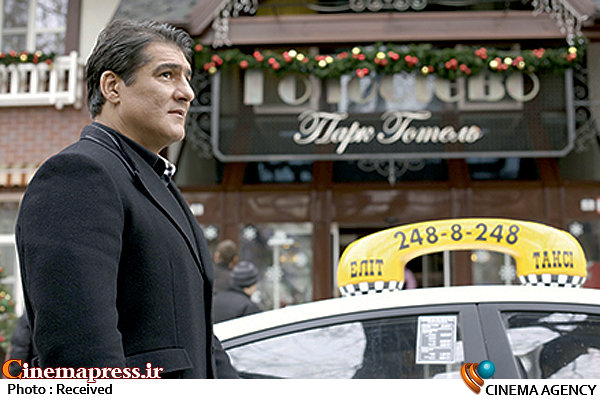 مصاحبه با علیرضاحیدری درباره حضورش فیلم سینمایی