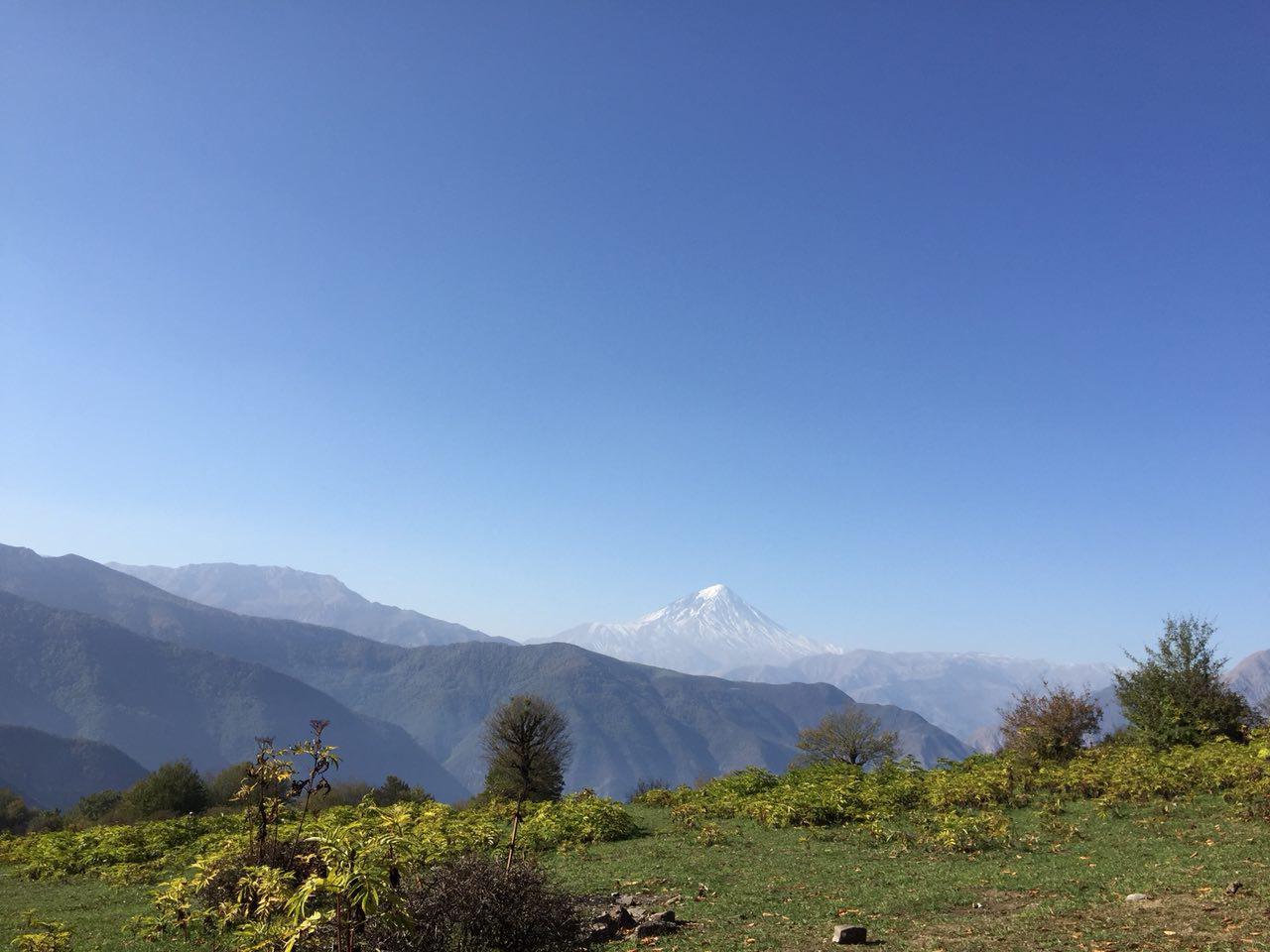 ارتفاعات آمل/مازندران