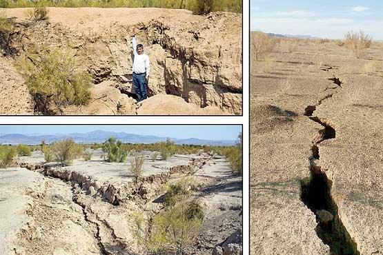 زیرپای دشتهای کشور خالی است