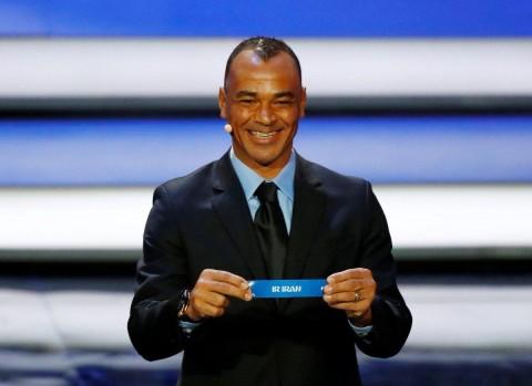 مراسم قرعه کشی جام جهانی روسیه