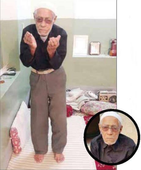 مردی که ۵۰سال نماز استیجاری برای از دنیارفتگان خوانده