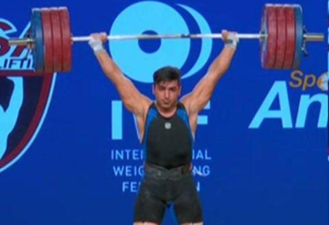 لحظات قهرمانی جهان علی هاشمی