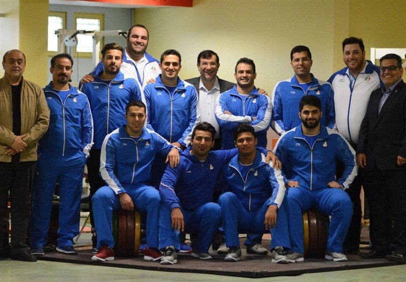 نخستین قهرمانی وزنه برداری ایران درتاریخ مسابقات جهانی