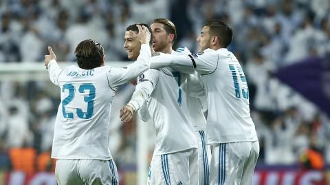 گزیده بازی رئال مادرید - دورتموند