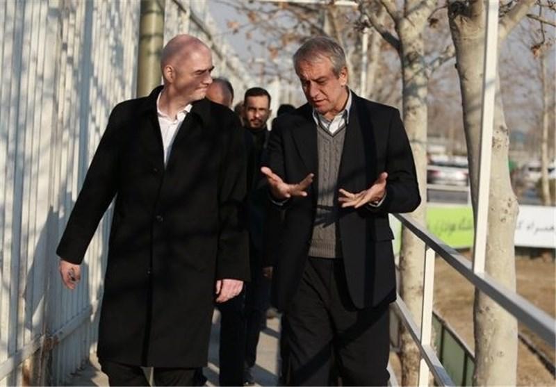 کفاشیان:بعنوان نایب رییسAFCمی گویم ایران بدون استثناء درخاک خود میزبانی می کند