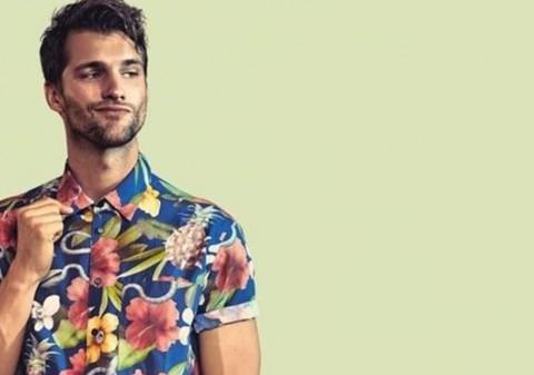چگونه لباسهای طرحدار بپوشیم؟