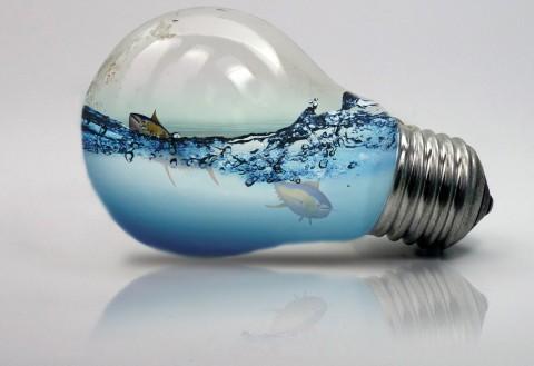 آموزش طراحی افکت پراکندگی آب