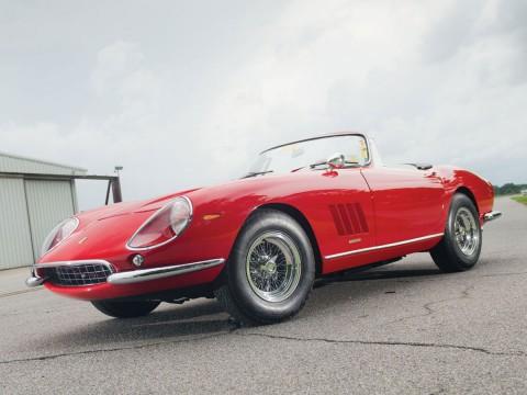275 اسپایدر,با ارزشترین خودرو تاریخ فراری