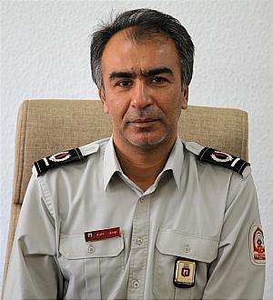 مدیرعامل سازمان آتش نشانی شهر تهران تغییر کرد