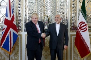 UK Foreign Secretary Confirms Commitment to Implementation of Iran Nuclear Deal