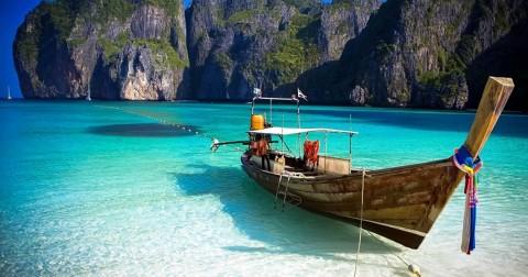 گردش در جزایر کوفیفی و رایلی تایلند