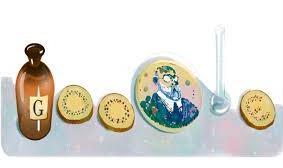 تغییر لوگوی گوگل به افتخار رابرت کخ