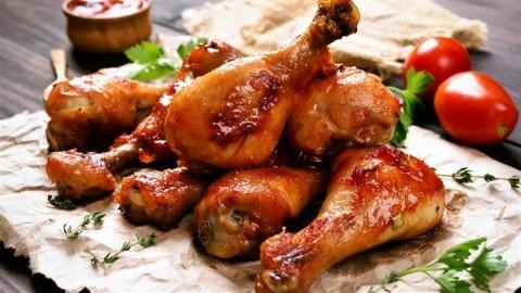 طرز تهیه خوراک مرغ با سس باربیکیو