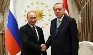 Putin, Erdogan Say US Move On Jerusalem Destabilizes Mideast