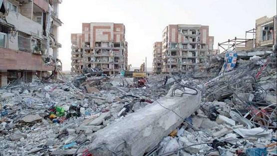 میسازیم تا به آسانی تخریب شود