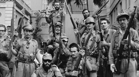 پیروزی انقلاب کوبا به روایت تصویر