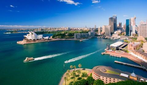 سیدنی از نمای نزدیک
