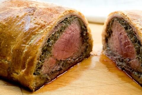 طرز تهیه فیله گوشت گاو به سبک ویلینگدان
