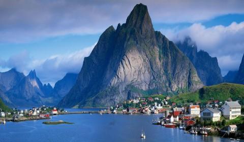 قدم زدن در نروژ شمالی