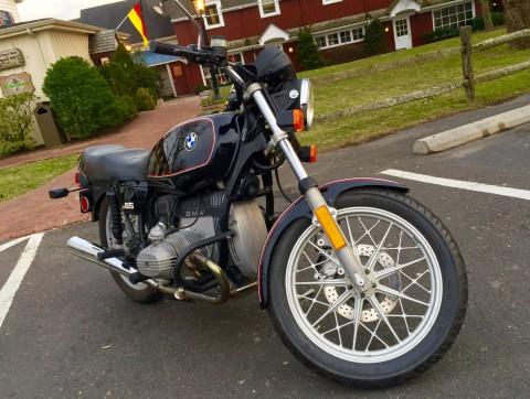 بررسی موتور سیکلت آر 65 بی ام دبلیو