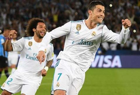 گزیده بازی رئال مادرید - گریمو