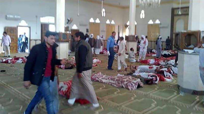 تعداد کشته های حمله تروریستی مصر به 235 نفر رسید؛ ایران این حادثه تروریستی را محکوم کرد