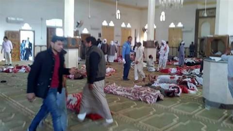 حمله تروریستی به مردم مصر