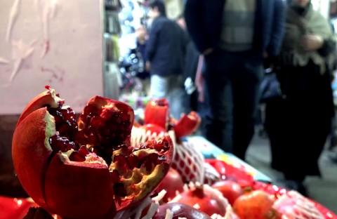 حال و هوای مردم ایران در شب یلدا