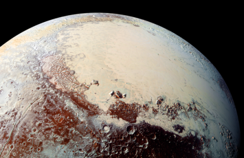 حل یکی از اسرار سیاره پلوتون