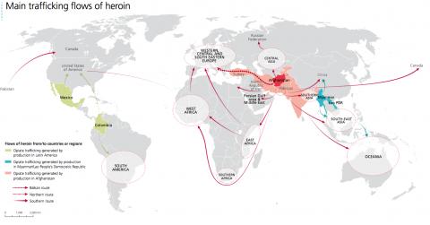 چرا ایران قلب گردش مواد مخدر دنیا شد؟