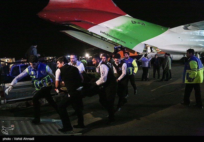 کارنامه درخشان ارتش و سپاه در زلزله کرمانشاه