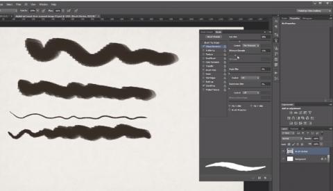 تکنیک ساخت قلم دیجیتال از عکس