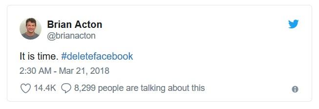 موسس واتساَپ به جنبش ضد فیسبوک پیوست
