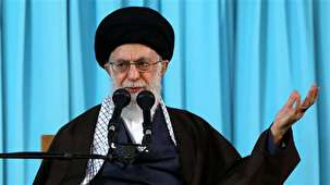 In his New Year speech, Iran's leader signals the nation's resolve to continue its independent path
