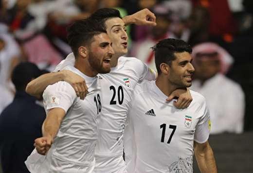 ۵ملی پوش ایرانی در فهرست۵۰۰بازیکن مهم فوتبال جهان