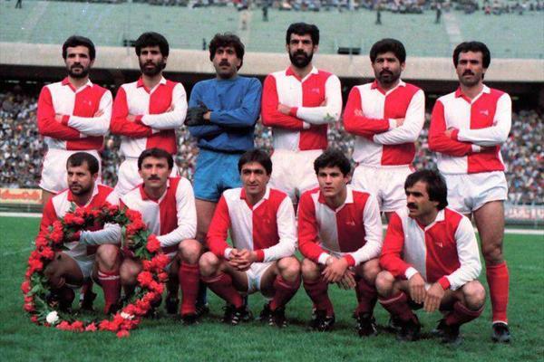 قهرمان های فوتبال باشگاهی ایران از سال 49 تا 97