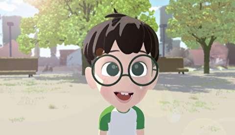 انیمیشن کوتاه تاب