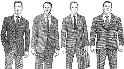 چگونه مناسب با فرم بدنی خود لباس بپوشیم؟