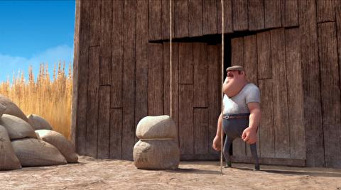 انیمیشن کوتاه لست