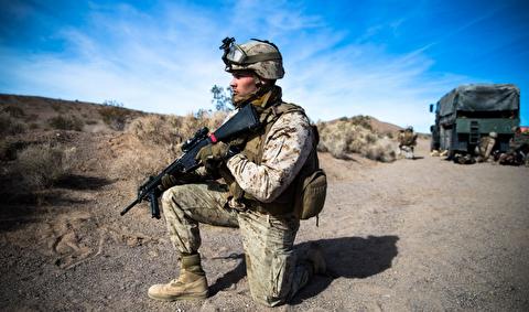 تاکتیک تبلیغاتی استخدام تفنگداران دریایی آمریکا