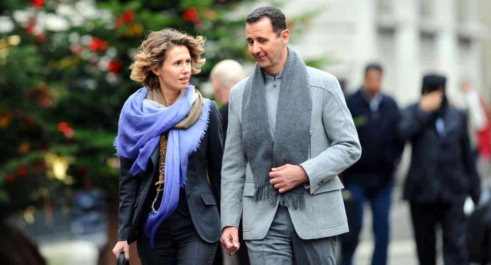 همزمان با افزایش احتمال حمله آمریکا به سوریه؛ بشار اسد کجاست؟