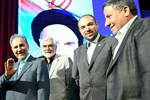 کنایه نجفی به ریتم موسیقی کلیپ در تودیعش