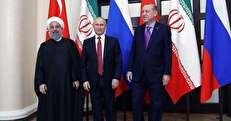 حذف دلار در روابط تجاری روسیه، ایران و ترکیه